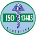 ISO 13483 Certification